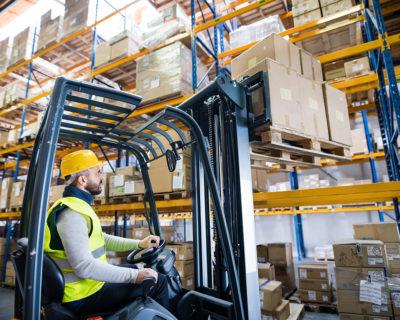 Truckförarutbildning