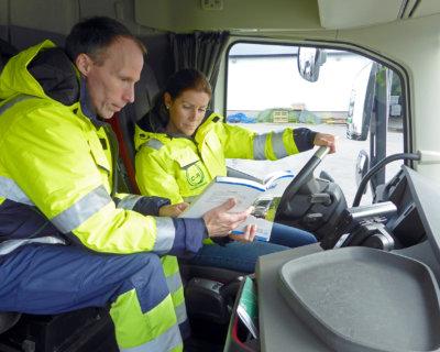 Körkortsutbildning
